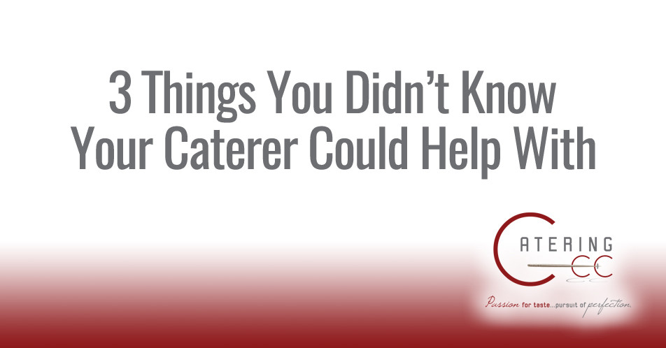 catering tips