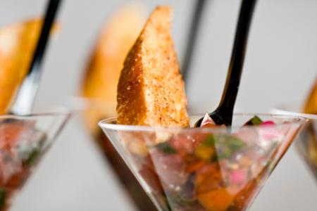 Bruschetta Martini West Palm Beach Wedding Caterer