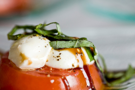 Caprese Salad- Delray Beach Caterers