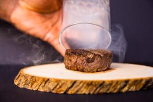 Smoking Filet of Beef