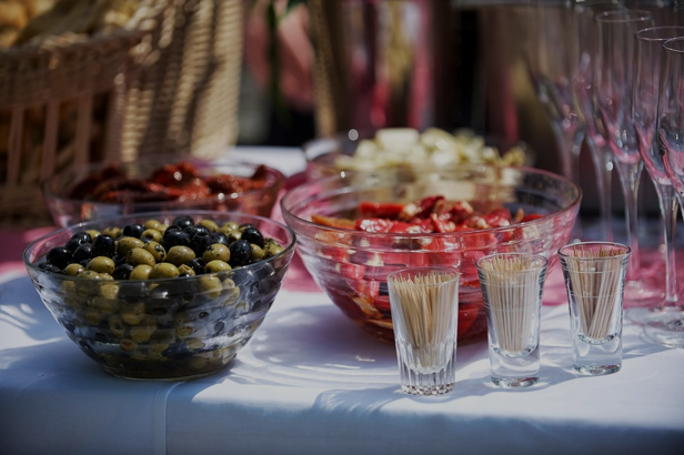 good party caterer