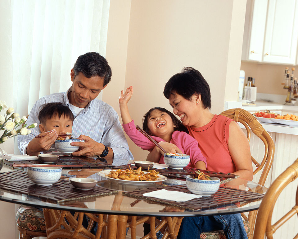 How Eating with Others Makes You Closer