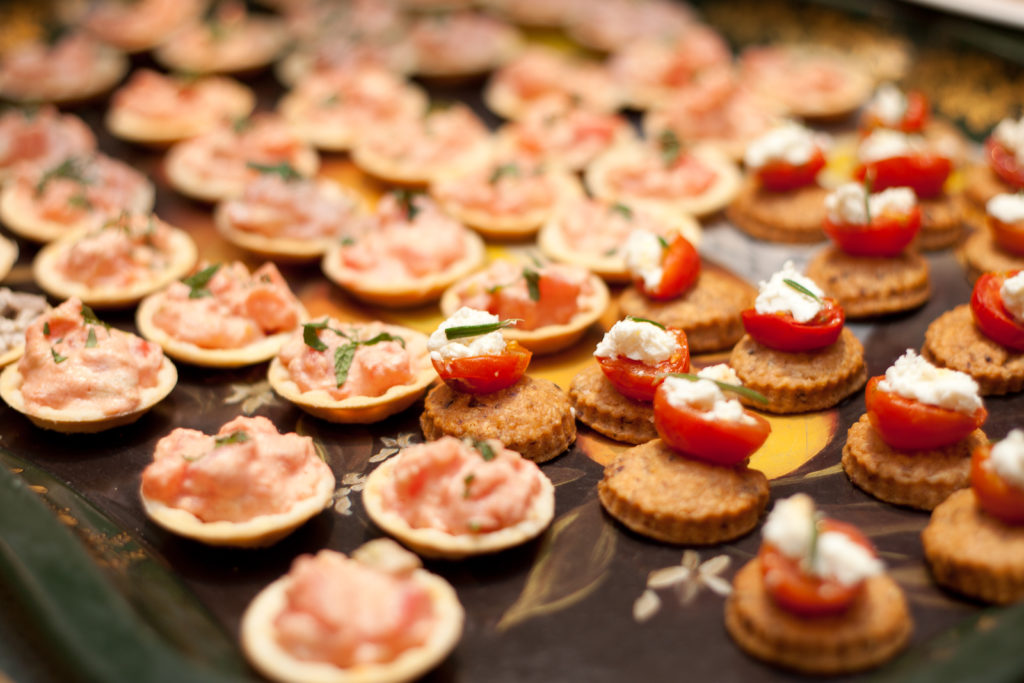 Wedding Hors D'oeuvres Your Guests Will Love